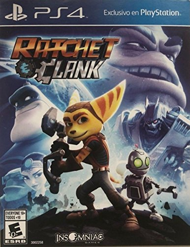 Price comparison product image Ratchet & Clank - PlayStation 4