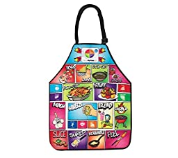 Fresh Baby Comic Book Apron, 14\