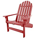 Original Pawleys Island Pawleys Island Essentials Durawood Adirondack Chair - Red