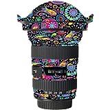 LensSkins Lens Wrap for the Canon 16-35 f/2.8L USM Lens (Carnival Flair)