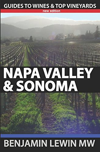 Napa Valley and Sonoma (Guides to Wines and Top Vineyards)