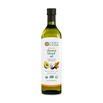 Chosen Foods Organic Blend Oil