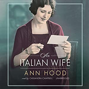 An Italian Wife Audiobook