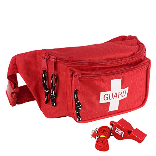 Life Size Costumes (Ever Ready First Aid Fanny Pack/Hip Pack (Fanny Pack with)