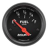 Auto Meter 2641 Z-Series Electric Fuel Level Gauge