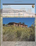 Annotated Checklist of Vascular Flora: Pipe Spring National Monument, National Park National Park Service, 149273750X