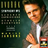 Dvorak: Symphony No.5, Scherzo Capriccioso, Op.66 / Othello Overture