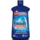 dry dishwasher - Finish Jet-Dry Rinse Aid, 8.45oz, Dishwasher Rinse Agent & Drying Agent