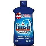 dry dishwasher - Finish Jet-Dry Rinse Aid, 8.45oz, Dishwasher Rinse Agent & Drying Agent