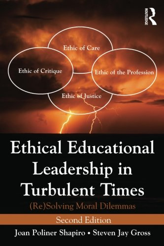 Pdf Teaching Ethical Educational Leadership in Turbulent Times
