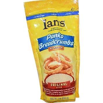 Amazon.com: Ian de alimentos naturales, Panko migas de pan ...