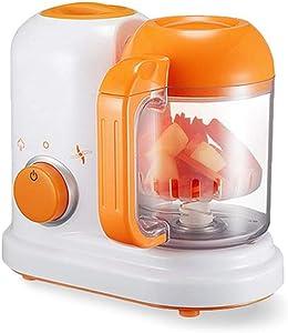 MIJNUX Electric Baby Food Maker All in One Toddler Blenders Steamer Processor Food Graded PP Steam Food Safe Blender