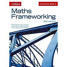 Maths Frameworking -- Homework Book 2 [Third Edition]