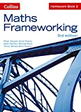 img - for Maths Frameworking   Homework Book 2 [Third Edition] book / textbook / text book