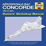 Concorde Manual (Owners' Workshop Manual)