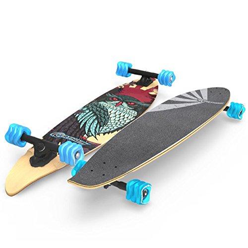 39 inch longboard - 4