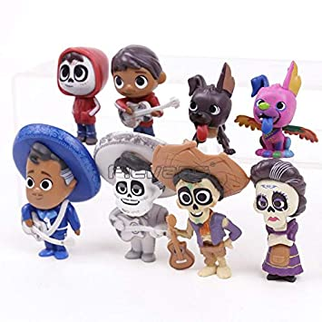 Amazon.com: Héctor Mama Abuelita Action - Figuras de Coco ...