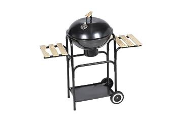 Outdoor Küche Vidaxl : Vidaxl barbecue grill bbq kugelgrill holzkohlegrill grillwagen
