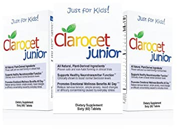 Amazon com: Clarocet Junior - Essential Package (Three Months) by