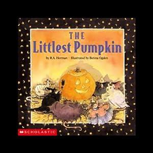 The Littlest Pumpkin Audiobook