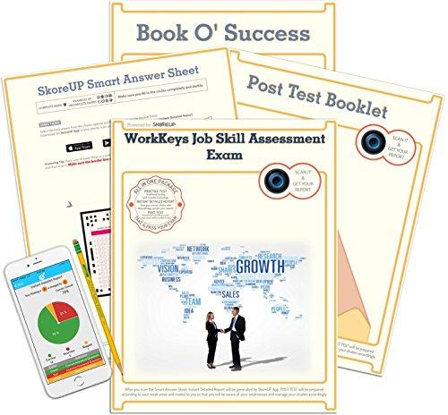 WorkKeys Job Skill Assessment Exam, Test Prep, Study Guide