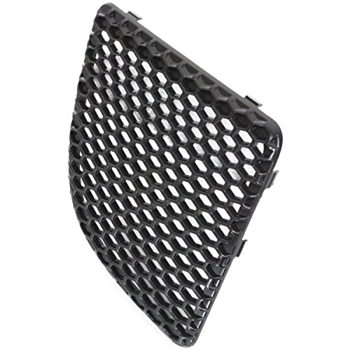 Diften 102-A6136-X01 - New Grille Insert Grill Textured black Passenger Right Side GM1200522 10435388