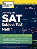 Cracking the SAT Subject Test in Math 1, 2nd Edition: Everything You Need to Help Score a Perfect 800 (College Test Preparation)
