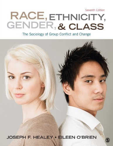 Download Race, Ethnicity, Gender, and Class: The Sociology of Group Conflict and Change Pdf