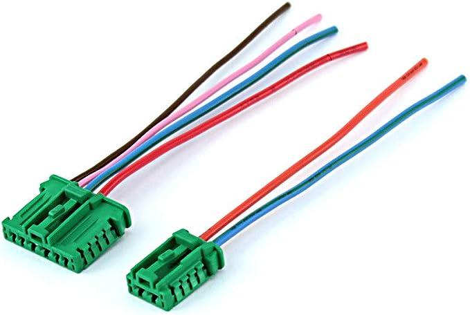 Toma de Cableado Eléctrico Reparación de conector para resistencia ...