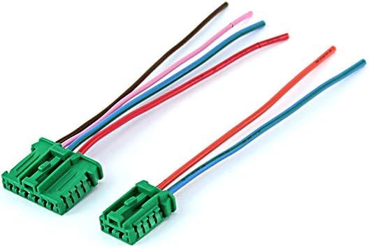 Toma de Cableado Eléctrico Reparación de conector para ...