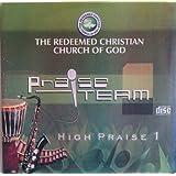 High Praise Part 1 CD by Redeemed RCCG Praise Team (Brand New CD sold by PinnacleStores)