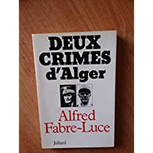 Deux crimes d'Alger