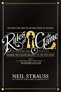 Emergency this book will save your life neil strauss rules of the game fandeluxe Image collections