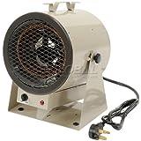 TPI HF684TC PORTABLE INFRARED HEATER 240/208V 1 PHASE 3000-4000 WATTS 13652 MAX BTU