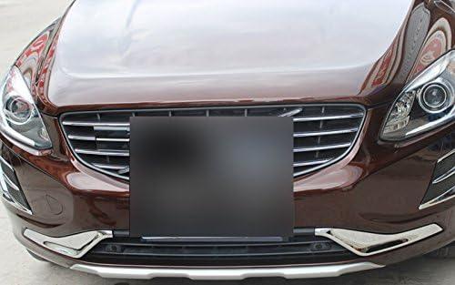 ABS Delantero Inferior Centro rejilla tapajuntas 2/unidades para Volvo XC60/2014/2015