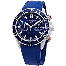 Swiss Legend Oceanaire Chronograph Blue Dial Watch SL-13857SM-03-BLS-OA