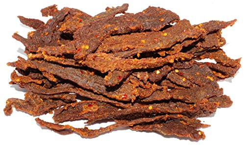 (People's Choice Beef Jerky - Carne Seca - Limón Con Chile - Sugar-Free, Carb-Free, Gluten-Free, Keto-Friendly Meat Snack - 1 Pound)