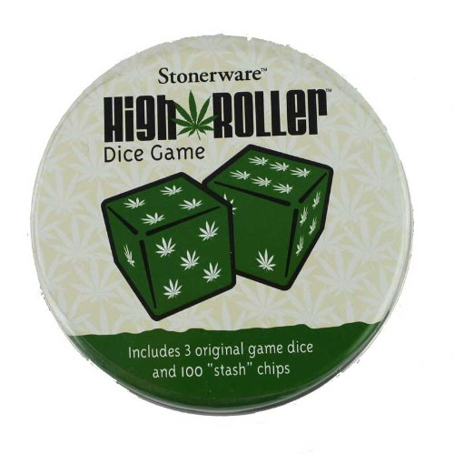 er Dice Game In Round Tin ()