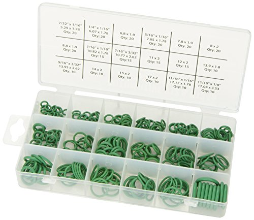 - MASTERCOOL (91339 R12 and R134a O-Ring Assortment