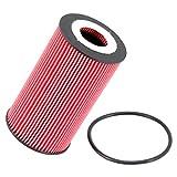 oil filter porsche cayenne - K&N PS-7011 Pro-Series Oil Filter