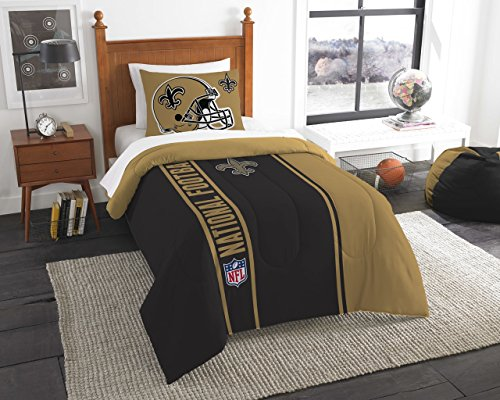 New Orleans Saints Comforter - Northwest NOR-1NFL835000021BBB 64