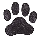 Dog Rubber Stamp - Paw Print Jumbo-1002F (Size: 2-3/4'' Wide X 2-3/4'' Tall)