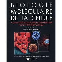 Biologie moléculaire cellu(3e) (darnell, lodish...)