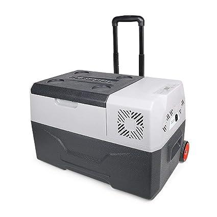 Amazon.es: WYJW Refrigerador del Coche Viaje en automóvil Pequeño ...