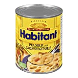 Habitant Pea With Garden Vegetable Soup, 796ml
