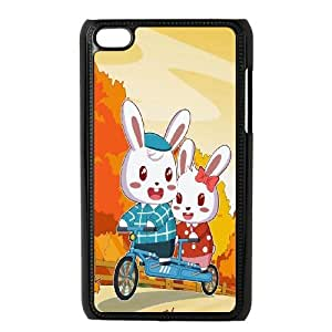 Funny Rabbit Protective Case 177 FOR IPod Touch 4th At ERZHOU Tech Store