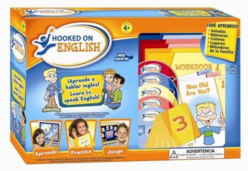 Hooked on English Deluxe Edition (Hooked on Phonics) by Hooked on Phonics