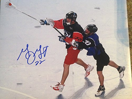 Gary Gait Signed 11x14 NLL All Eminent Lacrosse Photo With COA
