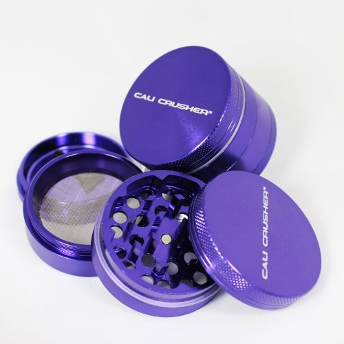 Cali-Crusher-4-Piece-Herb-Grinder-Purple