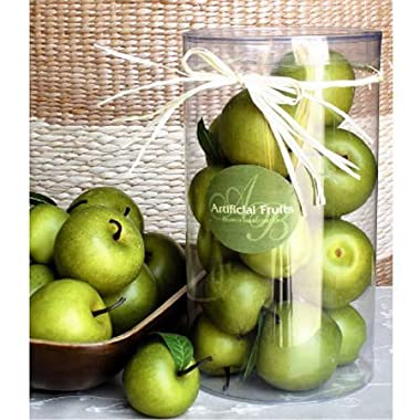 Artificial Green Apple In Box